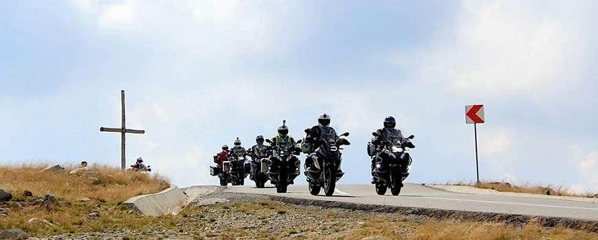 טיולי אופנועים ברומניה###